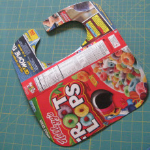 Fruit Loops Bibs