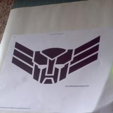 Transformer Stencil