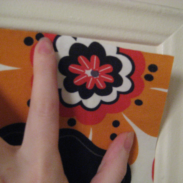 hold fabric