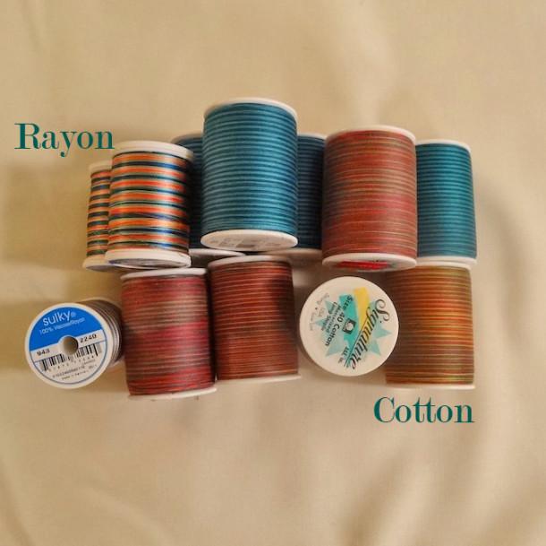 Embroidery Thread Spools