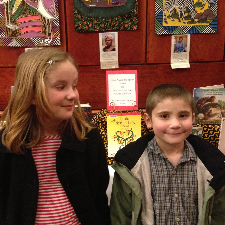 Hazel & Alex at Anansi