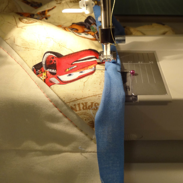 Wrap Binding