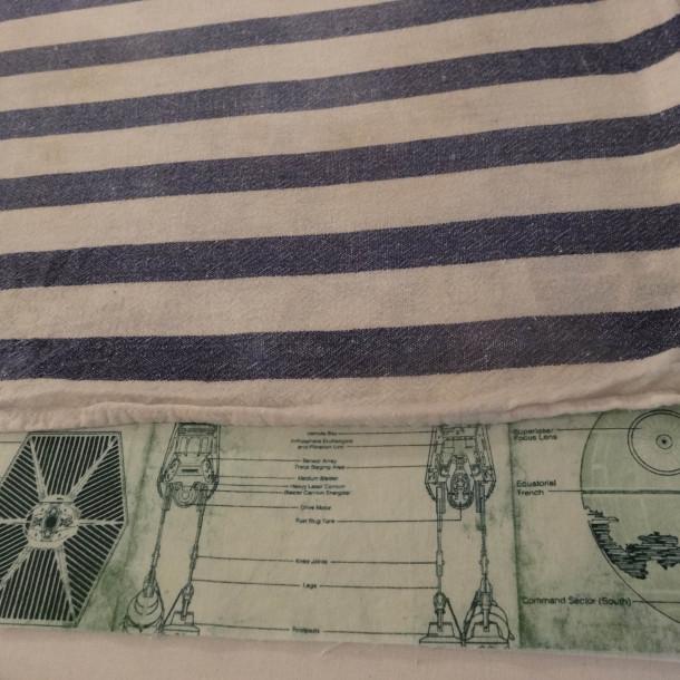 Damp Dish Towel