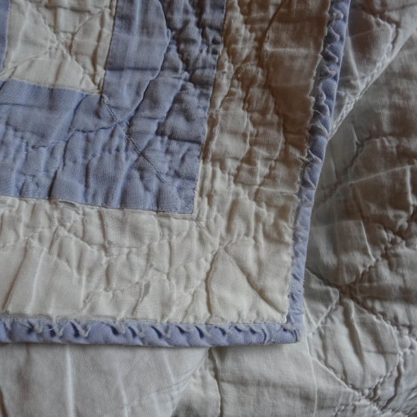 Worn Out Quilt