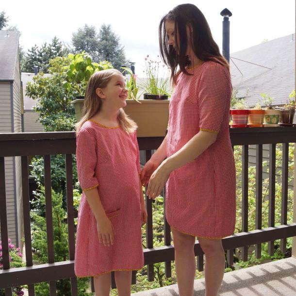 Mommy & Me Colette Laurel