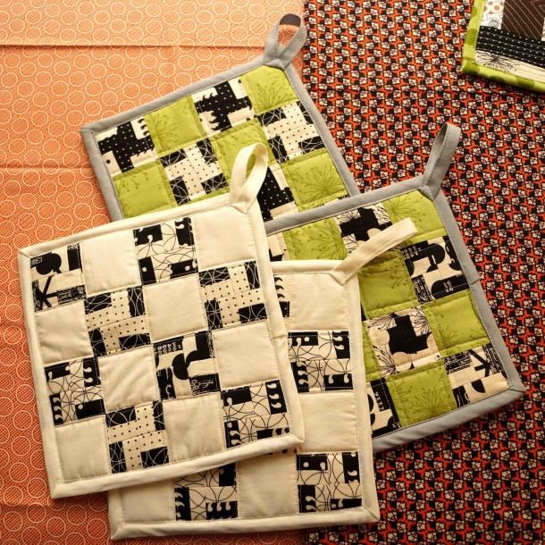 Potholder Quilts