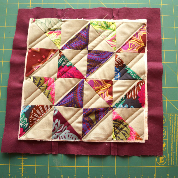 Top Quilting