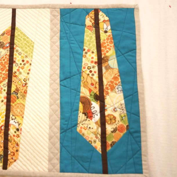 Fractured Quilting
