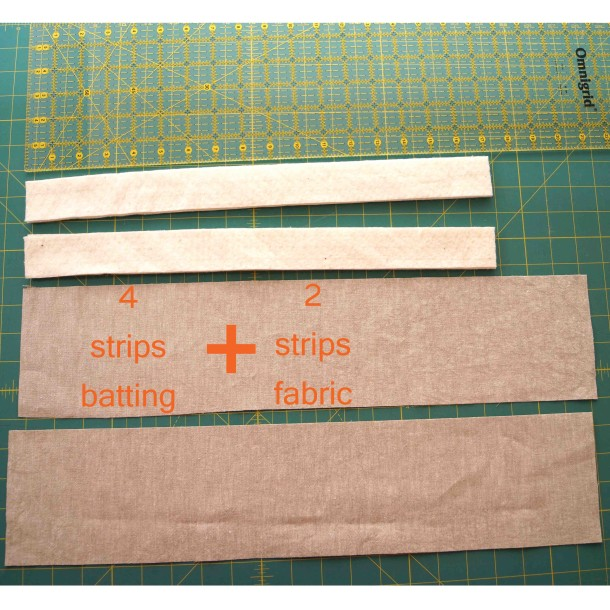 fabric & batting