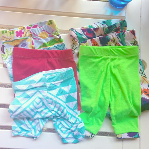 Matching Shorts x 6