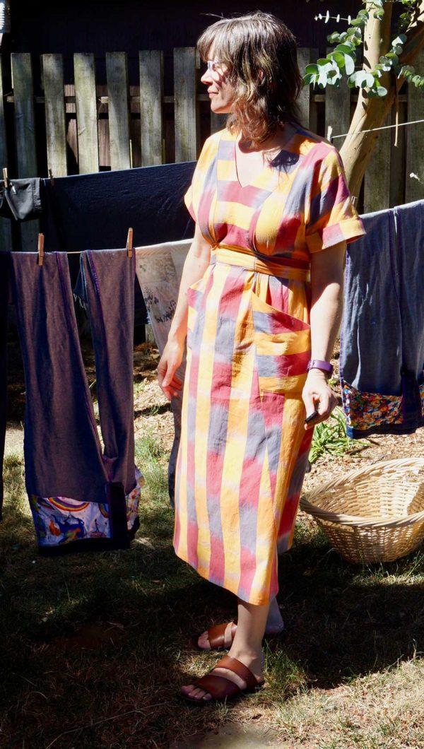Pattern Sew House 7 Tea House Dress Sew Becky Jo
